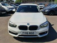 2016 BMW 1 Series 1.5 116d ED Plus (s/s) 5dr Hatchback Diesel Manual
