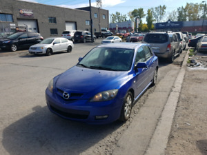 Mazda3 hatchback 2008 Automatique