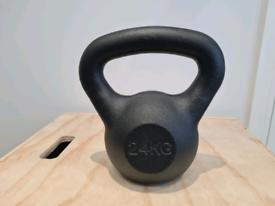24kg Men's Health Kettlebell