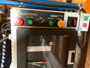 Goodnature pasteurizer in excellent condition