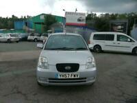 2007 (57) KIA Picanto 1.0 GS 5dr Hatchback for sale £800