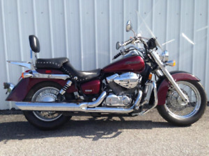 LOOKING TO BUY A 2004+ HONDA SHADOW AREO VT750 CASH IN HAND