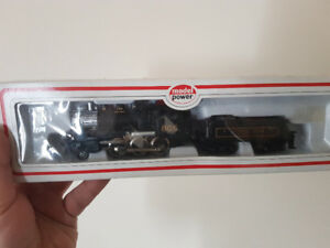 Ho scale Model Power steam locomotive