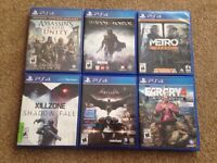 AMAZING PS4 GAMES AT THE BEST PRICES