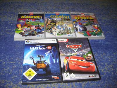 LEGO PC Spiele und Disney PC Spiele alle 1 Auktion alle deutsch alle in Hüllen  ()