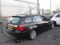 2006 06 BMW 3 SERIES 320D SE TOURING 5 DR AUTO **OVER POUND;5,500 OF EXTRAS** D
