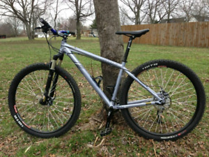Looking for used bikes(21speed) and old chainsaws