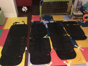 Excellent Cond. Diono Ultra Mat and Super Mat (Black) - Have 4!!