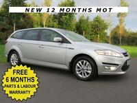 2011 FORD MONDEO 2.0 TDCI 140 BHP ** ESTATE ** ZETEC EDITION ** F.S.H