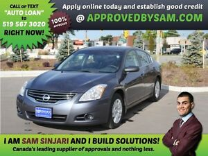 ALTIMA - APPLY WHEN READY TO BUY @ APPROVEDBYSAM.COM