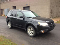 2009 SUBARU FORESTER 2.5X SEULEMENT 4.995$ 514-824-8722