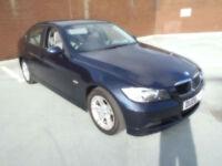 (08) 2008 BMW 318 2.0 i SE SERVICE HISTORY 1 YEARS MOT