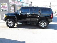 2006 HUMMER H3 LUXURY SUV LEATHER-SUNROOF  VERY CLEAN 4X4 Windsor Region Ontario Preview