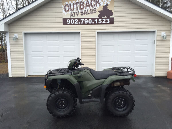 Used 2016 Honda RUBICON