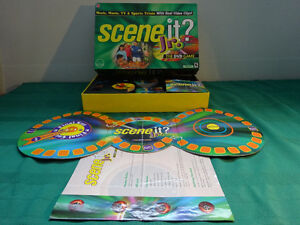 REDUCED  Scene it? Jr.  (The Dvd game) Cornwall Ontario image 2
