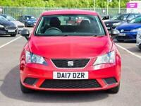 2017 SEAT Ibiza 1.0 Sol 5dr Hatchback Petrol Manual
