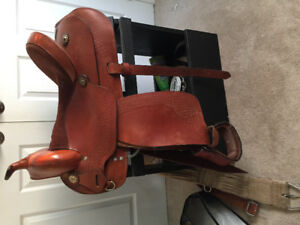 western/english tack for sale