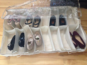 Shoe Organizer (16 pair of Shoes)