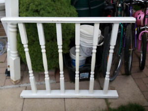 3 wood fence sections for sale ________________________________