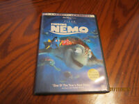 Walt Disney's Finding Nemo On DVD