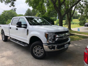 Ford 250 Super Duty, Brand new Condition.