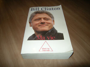 Ma vie (Bill Clinton)