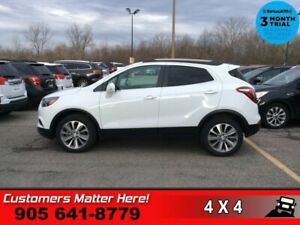 """2019 Buick Encore Preferred  AWD CAM 6W-P/SEAT 8""""-TOUCH"""