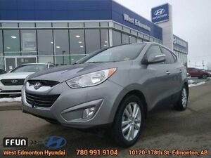 2013 Hyundai Tucson LIMITED AWD leather sunroof - $219.06bw