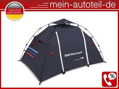 BMW Motorsport 2 Personen Zelt Sekundenzelt 5.000mm Wassersäule 4Kg 2285878 802