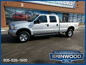 2007 Ford F-350 Lariat Super Duty4x4  Super Crew / Long Box / Lt
