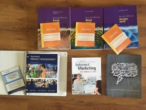 NSCC Business Textbooks + codes