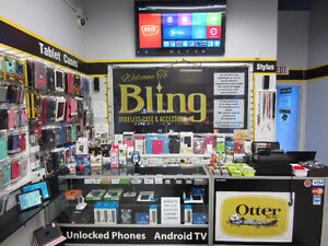 NEW UNLOCKED PHONES FOR SALE - BLING WIRELESS Cambridge Kitchener Area image 1