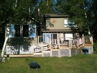 West Hawk Lake Cottage Open House May 30th & 31st 12-4pm