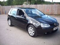 VW GOLF GT FSI (black) 2004