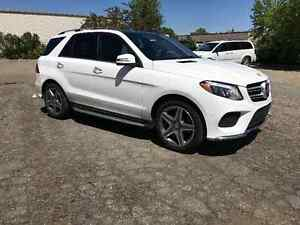 **Lease Takeover** 2016 MERCEDES BENZ GLE 350d//$5000 INCENTIVE!