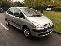 2005 Citroen Picasso 1.6 11 months not needs tlc