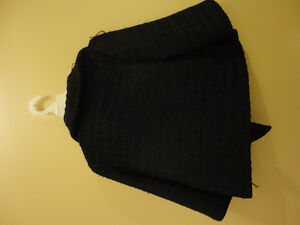 Women's Forever 21 black coat jacket Size Small New with tags London Ontario image 3