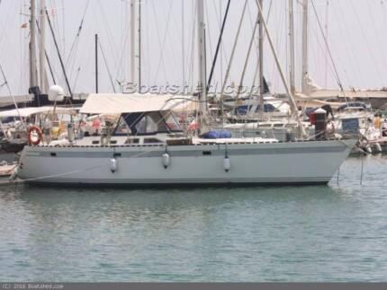 47 ft McIntosh Sailing Yacht