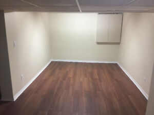 Spacious basement available for Rent