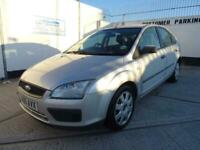 2005 Ford Focus 1.6 LX 5dr Hatchback Petrol Manual