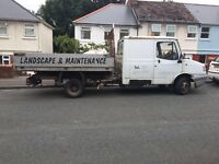 (RE-LISTED DUE TO TIME WASTER) LDV CONVOY CREWCAB TIPPER DROPSIDE LORRY