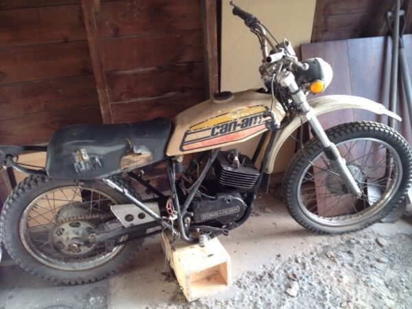Used 1974 Can-Am Other