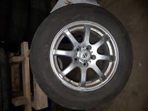 4 WestLake Summer Tires less than 10,000 KM's 215x65xR16