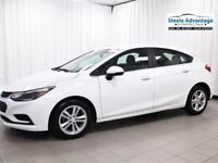 2017 Chevrolet Cruze LT - Rare Hatchback!  AND 0% Financing!!