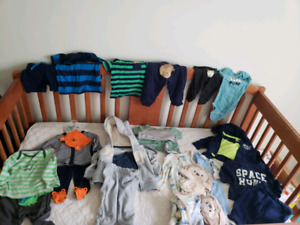 0 to 12 month boy lot