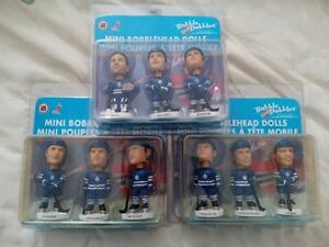 Bobble Dobbles - Mini Bobbleheads Doll - Toronto Maple Leafs