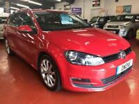 2014 (14) VOLKSWAGEN GOLF 2.0 GT TDI BLUEMOTION TECHNOLOGY 5DR
