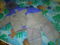 2 pieces Mexx snow suit