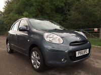 Nissan micra acents 1.2 fully loaded 3 month warranty