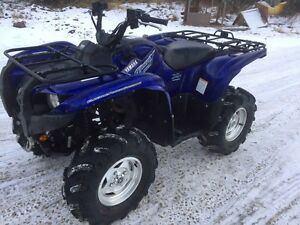 2009 Yamaha Grizzly 700 EPS Special Edition